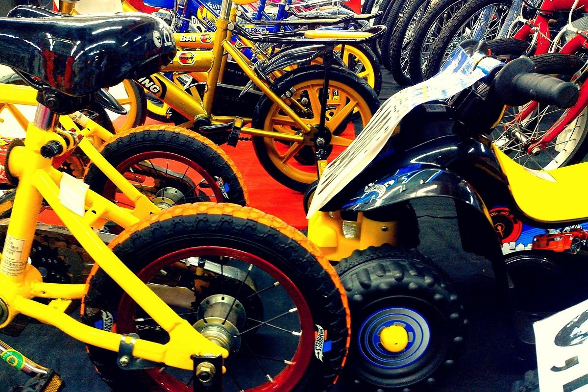 migliori bici per bambini